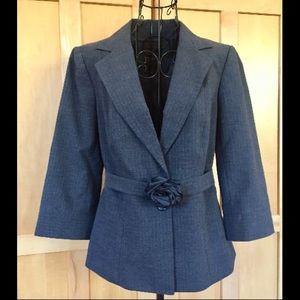 The Limited Collection pinstripe Blazer, NWOT